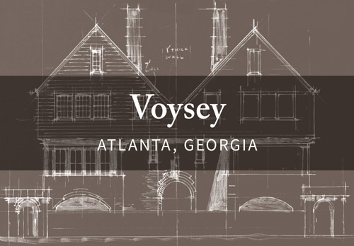 Voysey Home Button