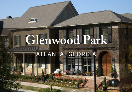 Hedgewood homes and communities atlanta homebuilder for Glenwood house