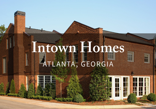 homes for sale intown homes